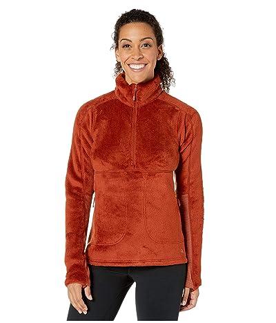 Mountain Hardwear Monkey Woman/2tm Pullover (Rusted) Women