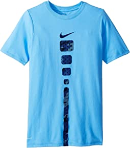Dry Elite Basketball T-Shirt (Little Kids/Big Kids)