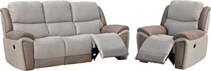 Amazon.es: Destock Meubles - Juegos de sofás / Salón: Hogar ...