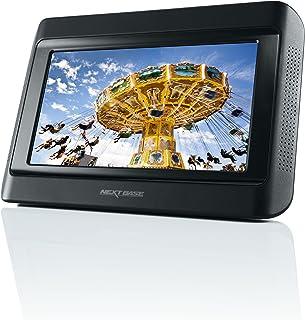 """Nextbase NEXT9LITEUNO Lecteur DVD portable Simple écran 9"""" (21,6 cm) avec Fixation.."""
