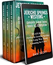 Jericho Springs Westerns Boxed Set Compilation: Complete 3 Book Series