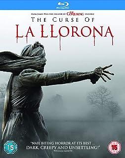Curse Of La Llorona. The [Edizione: Regno Unito] [Italia] [Blu-ray]