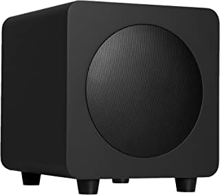 Kanto SUB6 6-inch Powered Subwoofer (Matte Black)