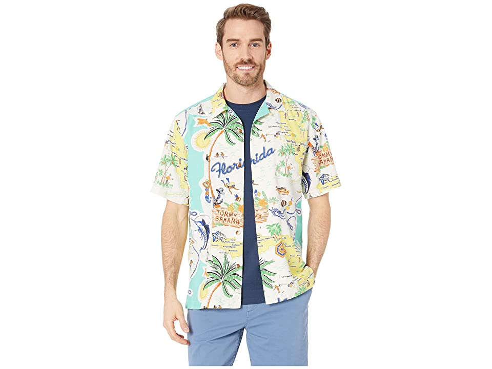 Tommy Bahama - Tommy Bahama Meet Me In Miami Camp Shirt