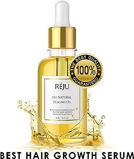Natural Hair Growth Oil - Hair Growth Serum, Hair Loss Thinning Treatment Oil (1.01 FL Oz)