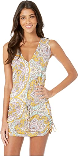 Alhambra T-Back Mini Cover-Up Dress