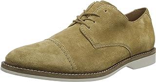 Clarks Atticus Cap, Zapatos de Cordones Derby Hombre