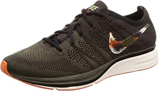 Flyknit Trainers Mens Running Trainers AH8396 Sneakers Shoes (UK 6.5 US 7.5 EU 40.5, Velvet Brown Neutral Olive 202)