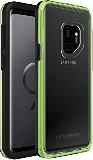 Lifeproof SLAM SERIES DROPPROOF Case for Samsung Galaxy S9 ONLY - Retail Packaging - NIGHT FLASH (BLACK/GREEN)