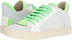 MM6 Maison Margiela - Neon Pop Low Trainer