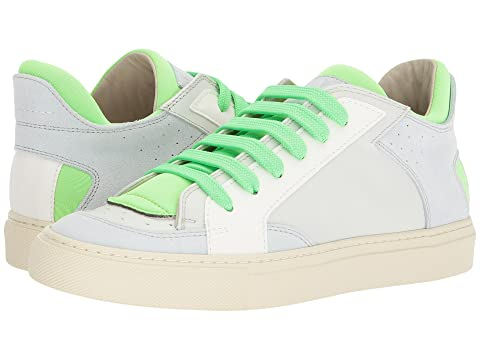 MM6 Maison Margiela Neon Pop Low Trainer
