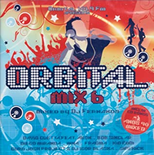Orbital Mix 6 [2CD] 2010 [MIXED BY DJ FERNANDO]