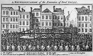 Simon Fraser (C1667-1747) N11Th Baron Lovat Scottish Jacobite The Execution Of Fraser On Tower Hill London 9 April 1747 Fo...