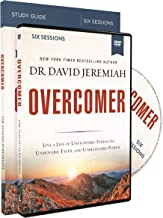 Overcomer Study Guide with DVD: Live a Life of Unstoppable Strength, Unmovable Faith, and Unbelievable Power