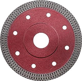 PREMIUM azulejos disco de corte de diamante 200 mm x 25,4 mm azulejos de gres porcel/ánico clinker ladrillo m/ármol azulejos de piedra natural 200 mm