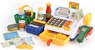 Toyrific Caja registradora Play con escáner y Compra de