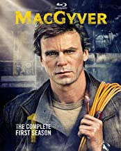 macgyver the complete first season blu ray