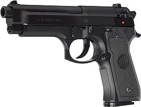 Beretta M9 World Defender - Pistola Airsoft (<0,5 Julios), Color Negro