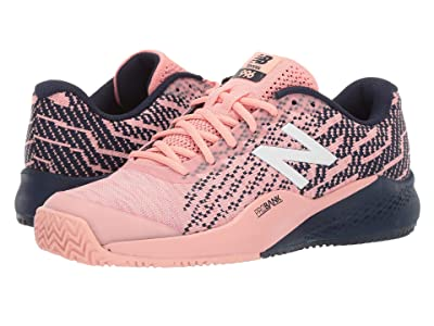New Balance 996v3 Clay Court (Pink/Pigment) Women