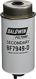 Baldwin Heavy Duty BF7949-D Fuel Filter,7-21/32 x 3-1/2 x 7-21/32 In