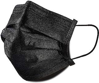 Black Earloop Face Mask - 50 Pcs in box