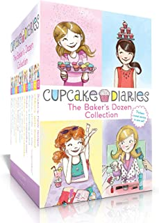 The Baker's Dozen Collection: Katie and the Cupcake Cure; Mia in the Mix; Emma on Thin Icing; Alexis and the Perfect Recipe; Katie, Batter Up!; Mia's ... Mia's Boiling Point; etc. (Cupcake Diaries)