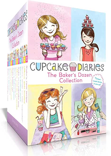 The Baker's Dozen Collection: Katie and the Cupcake Cure; Mia in the Mix; Emma on Thin Icing; Alexis and the Perfect Recipe; Katie, Batter Up!; Mia's ... the Cupcake War; Mia's Boiling Point; etc.