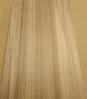 Red Gum wood veneer 4.75