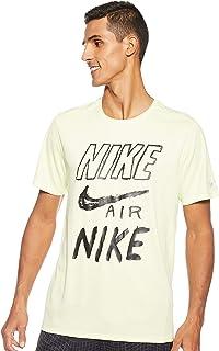 Nike Mens BRTHE RUN TOP SS GX T-Shirt