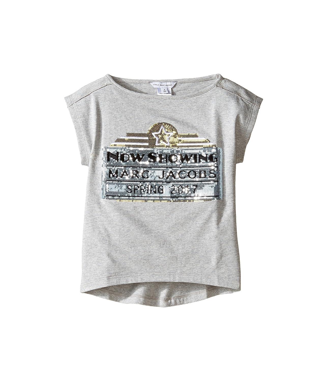 [マークジェイコブス] Little Marc Jacobs レディース Official Prints Short Sleeve Tee Shirt (Toddler) トップス [並行輸入品]