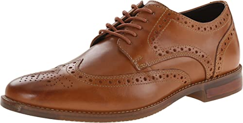 Rockport Hommes's Style Purpose Wingtip Tan 11 W (EE)