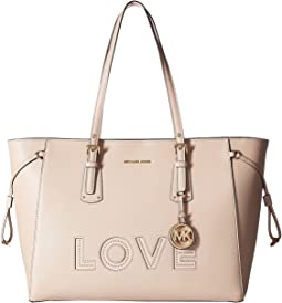 MICHAEL Michael Kors - Voyager Large Top Zip Tote