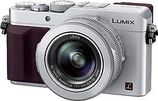 パナソニック コンパクトデジタルカメラ ルミックス LX100 4/3型センサー搭載 4K動画対応 シルバー DMC-LX100-S