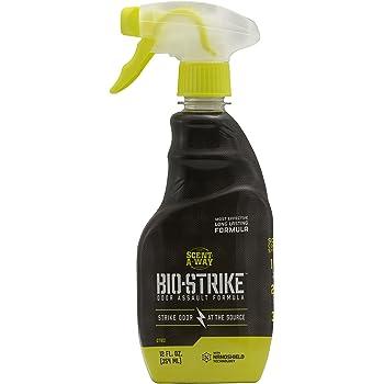 Hunters Specialties Scent-A-Way 07901-1 Bio-Strike Scent Control Spray