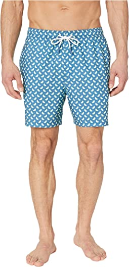 Pick Up Limes Swim Trunks