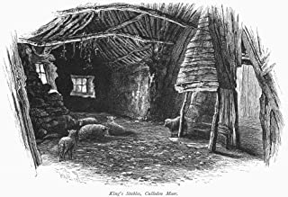 Scotland Culloden Moor Ninterior View Of The KingS Stables A Cottage On Culloden Moor In The Scottish Highlands Said To Ha...