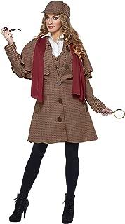 female detective halloween costume