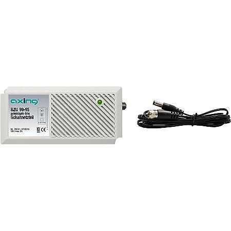 Axing Szu 99 06 Netzteil Zur Spannungsversorgung Für Elektronik