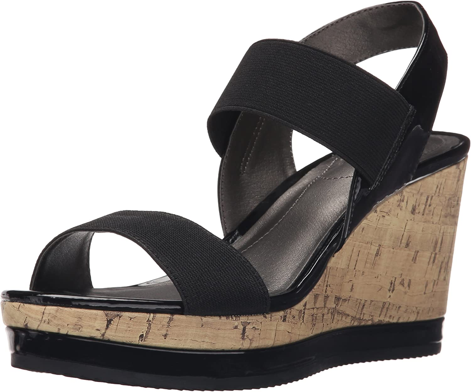 LifeStride Women's Ellusive Wedge Sandal