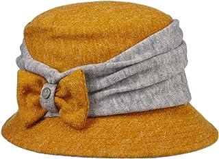 Lierys Cappello da Donna Cinzia Twotone - Made in Italy Invernale con Fodera Autunno/Inverno