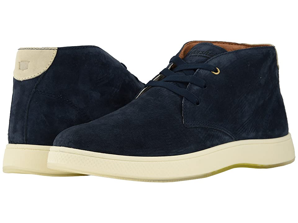 Florsheim Edge Chukka Boot (Navy Nubuck) Men