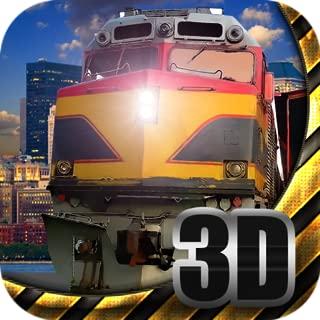 Train Driving Simulator 3D: New York Railway