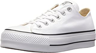 Converse Women's Chuck Taylor All Star Metallic Platform Low Top Sneaker