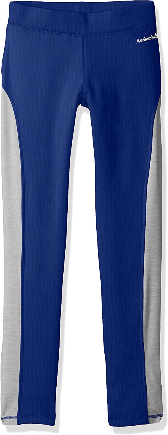 Avalanche Girls' Pull on Performance Pant