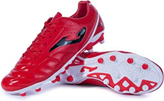 Joma Chaussures de Football Super REGATE Turf 906 Jaune Fluo Calcetto Scarpa