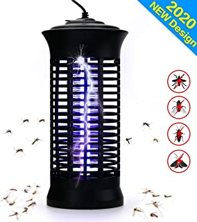 Dekugaa Bug Zapper,Electric Mosquito Zappers/Killer - Insect Fly Trap, Powerful Insect Killer,Mosquito lamp, Electronic UV Lamp for for Indoor,�Child Safe