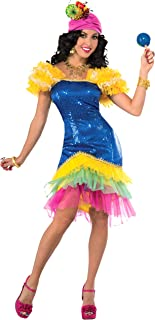 Women's Cha-Cha Costume