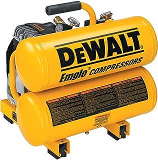 Best dewalt 4 gallon compressor Reviews