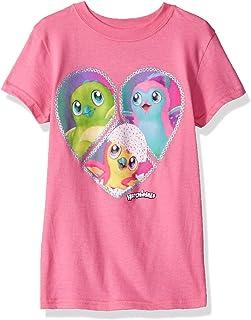 Hatchimals Little Girls' Graphic Girls Tee Shirt