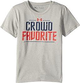 Under Armour Kids - Crowd Favorite Short Sleeve (Little Kids/Big Kids)